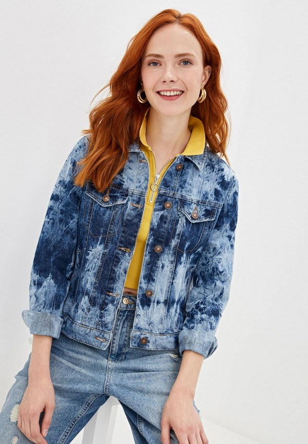 Куртка джинсовая LC Waikiki LC Waikiki MP002XW167SC цена и фото