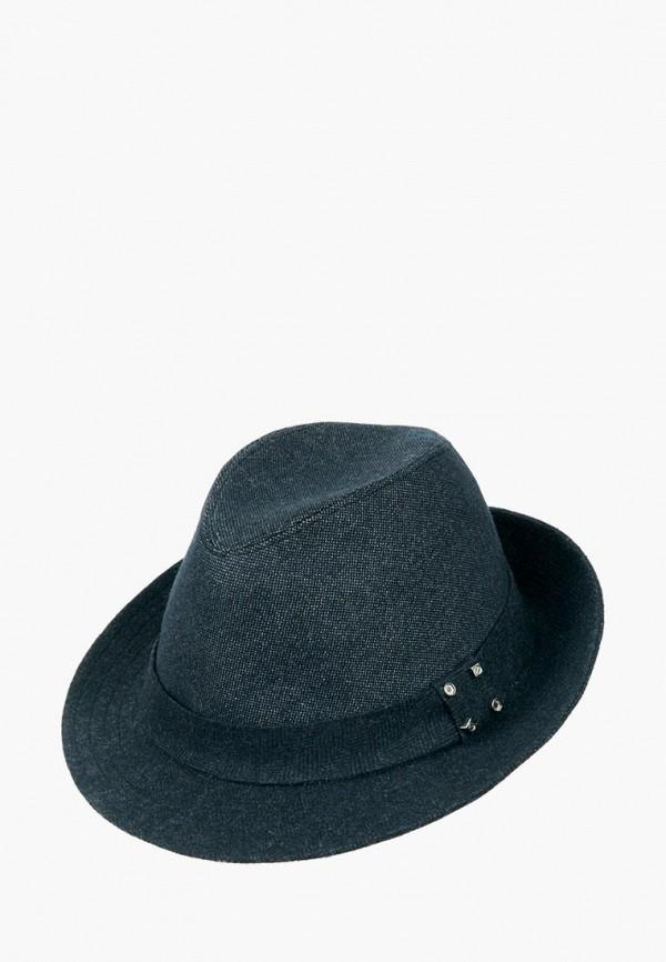 мужская шляпа anna bask, синяя