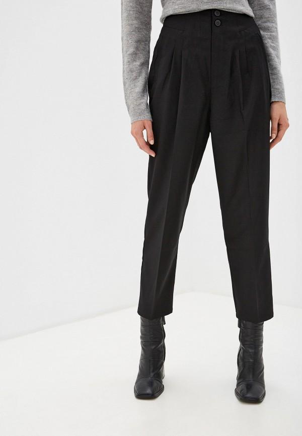женские повседневные брюки forza viva, черные