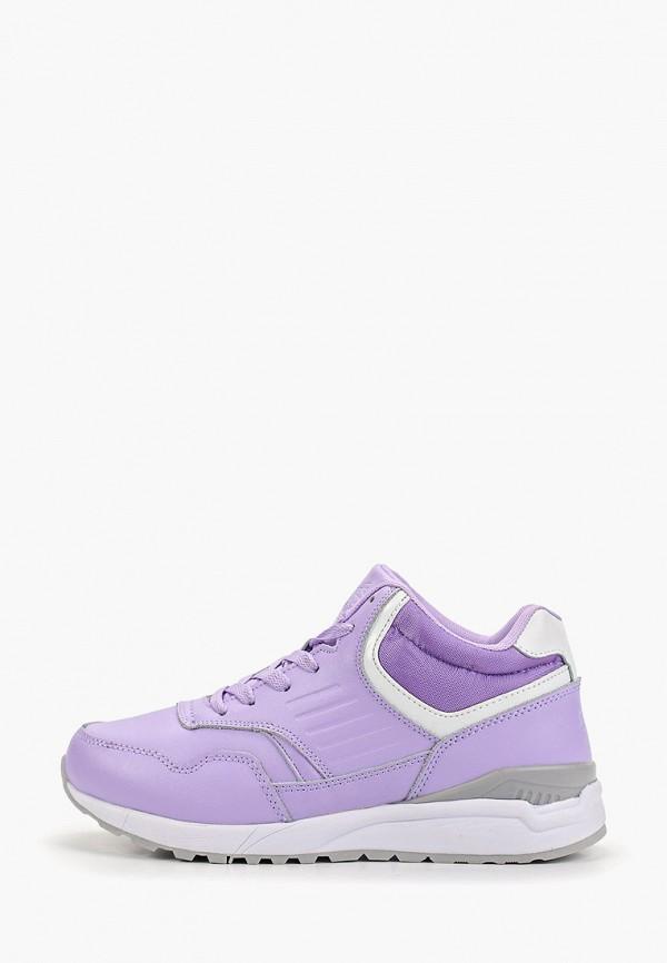 Купить Женские кроссовки Sigma фиолетового цвета
