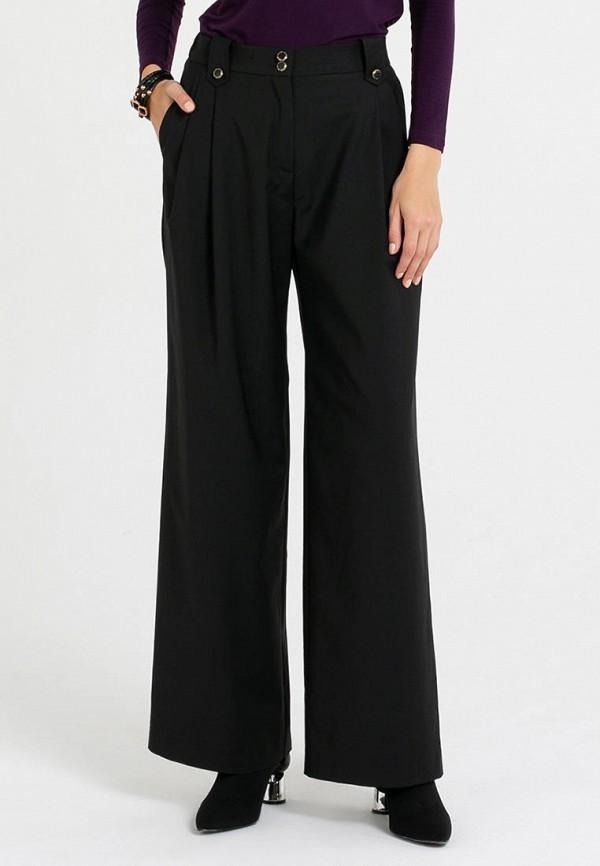 женские классические брюки petit pas, черные