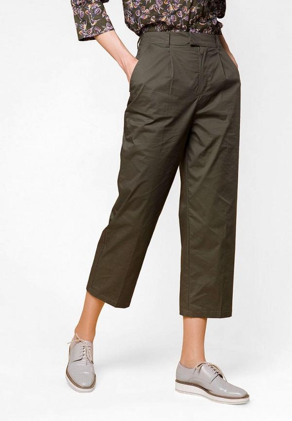 женские повседневные брюки mr520, хаки