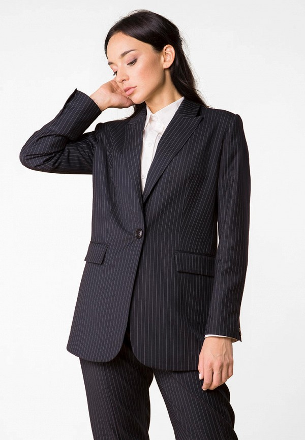 женский пиджак mr520, черный