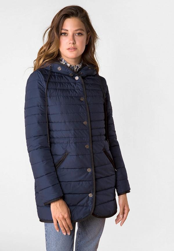 женская куртка mr520, синяя