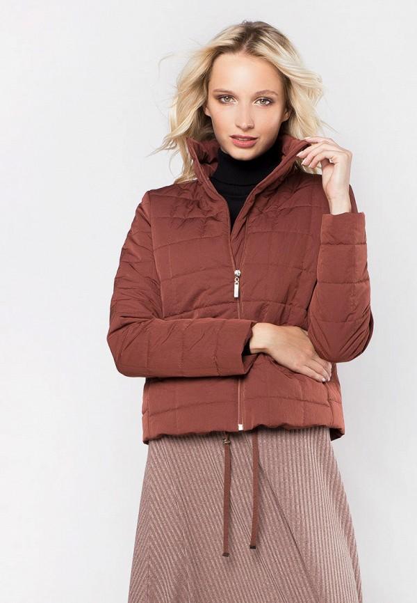 женская куртка mr520, коричневая