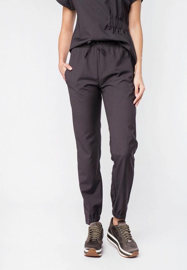женские повседневные брюки mr520, серые