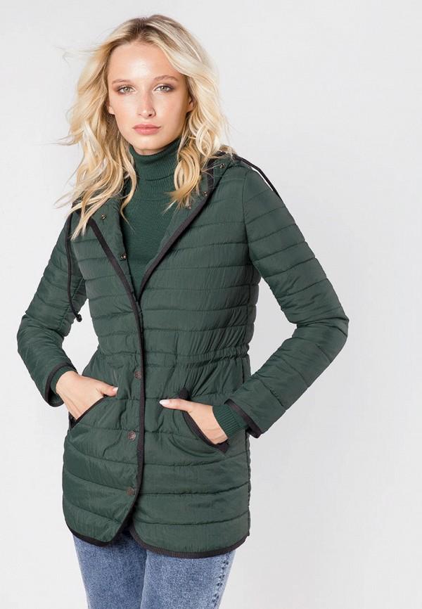 женская куртка mr520, зеленая