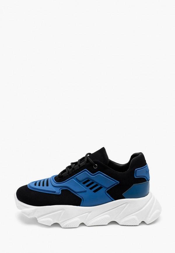 женские кроссовки hotic, синие