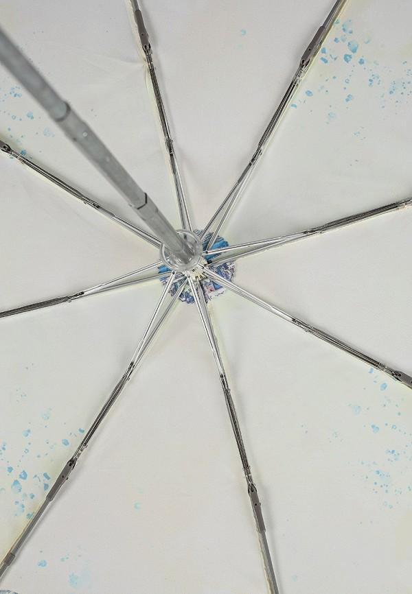 Фото 4 - Зонт складной Eleganzza разноцветного цвета
