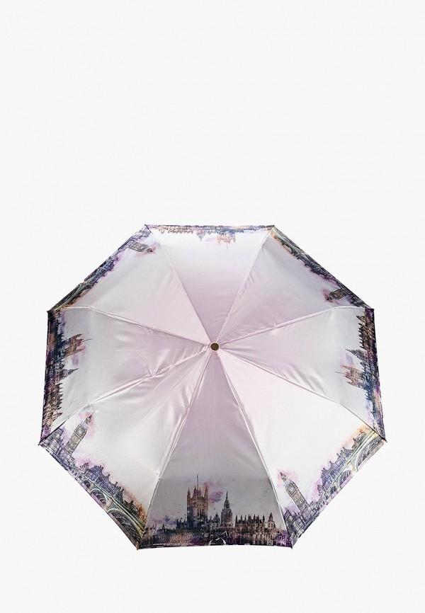женский складные зонт eleganzza, разноцветный