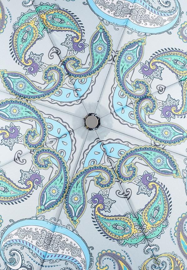 Фото 3 - Зонт складной Eleganzza разноцветного цвета