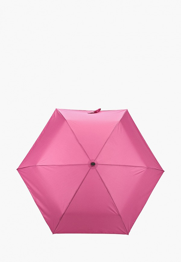 женский складные зонт labbra, розовый