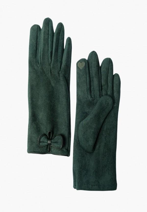 женские перчатки амоо, зеленые