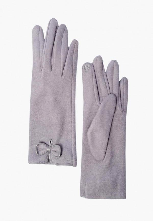 женские перчатки амоо, серые