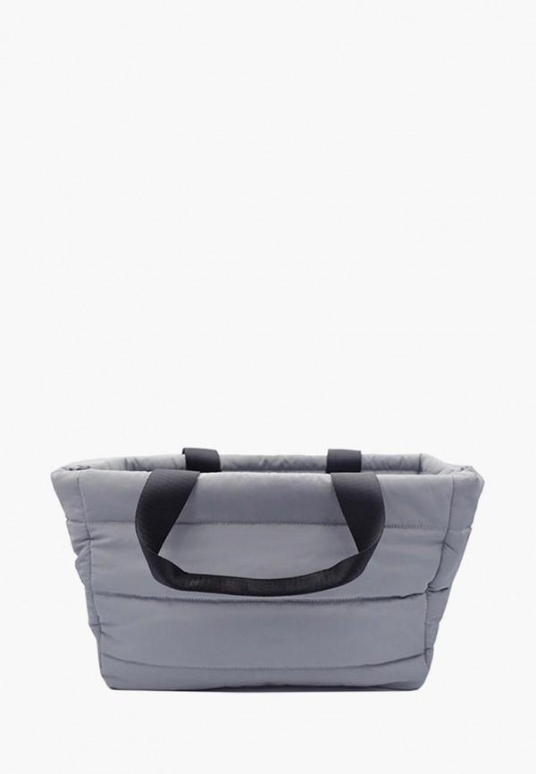 женская сумка icone, серая