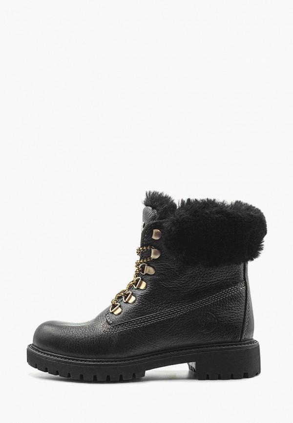 женские ботинки darkwood, черные