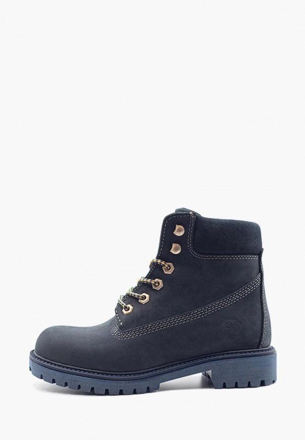 женские ботинки darkwood, синие
