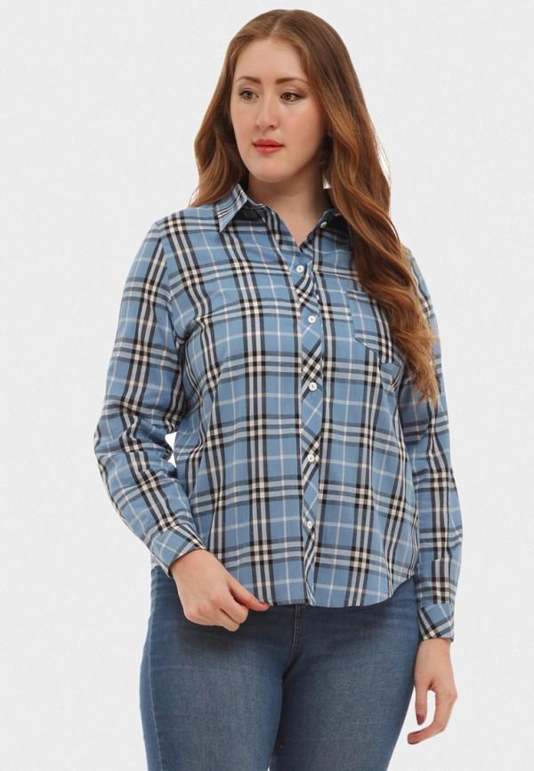 Купить Рубашка XLady, mp002xw16p12, голубой, Весна-лето 2018