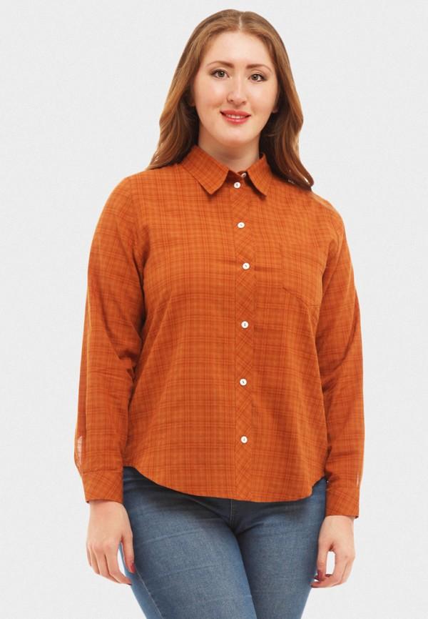 Рубашка XLady, mp002xw16p13, коричневый, Весна-лето 2018  - купить со скидкой