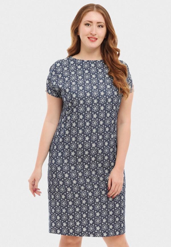 Купить Платье XLady, mp002xw16p18, синий, Весна-лето 2018