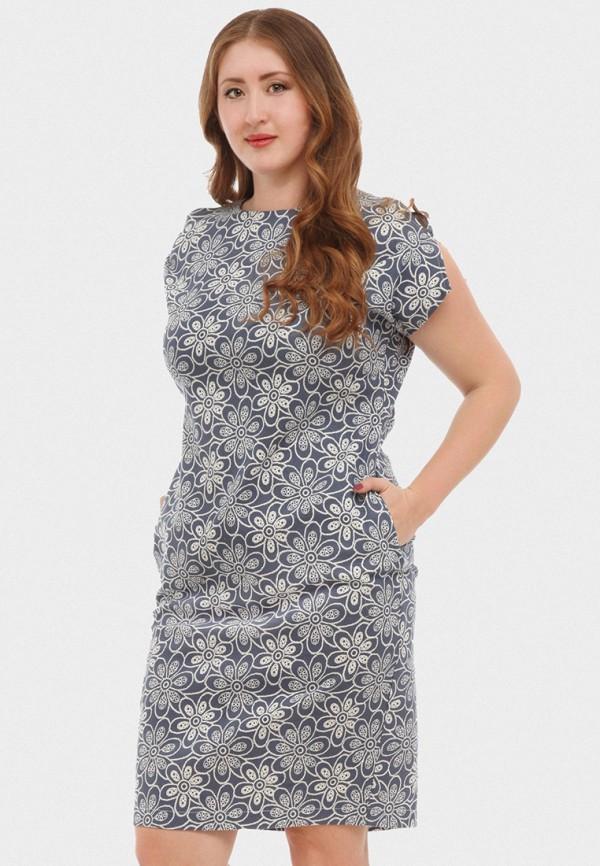 Купить Платье XLady, mp002xw16p19, синий, Весна-лето 2018