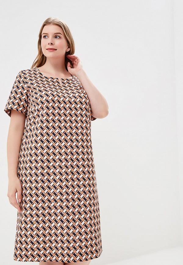 Купить Платье Balsako, Кристина, mp002xw16p1q, разноцветный, Весна-лето 2018