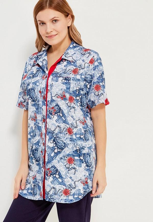 Рубашка домашняя Cleo Cleo MP002XW16ZV2 showroom dummies домашняя утварь