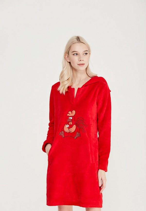 Платье домашнее Cleo Cleo MP002XW16ZV8 платье домашнее cleo орнамент цвет ментоловый 828 размер 42