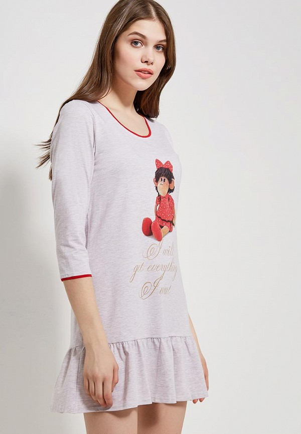 Платье домашнее Cleo Cleo MP002XW16ZVQ платье домашнее cleo cleo mp002xw13dos