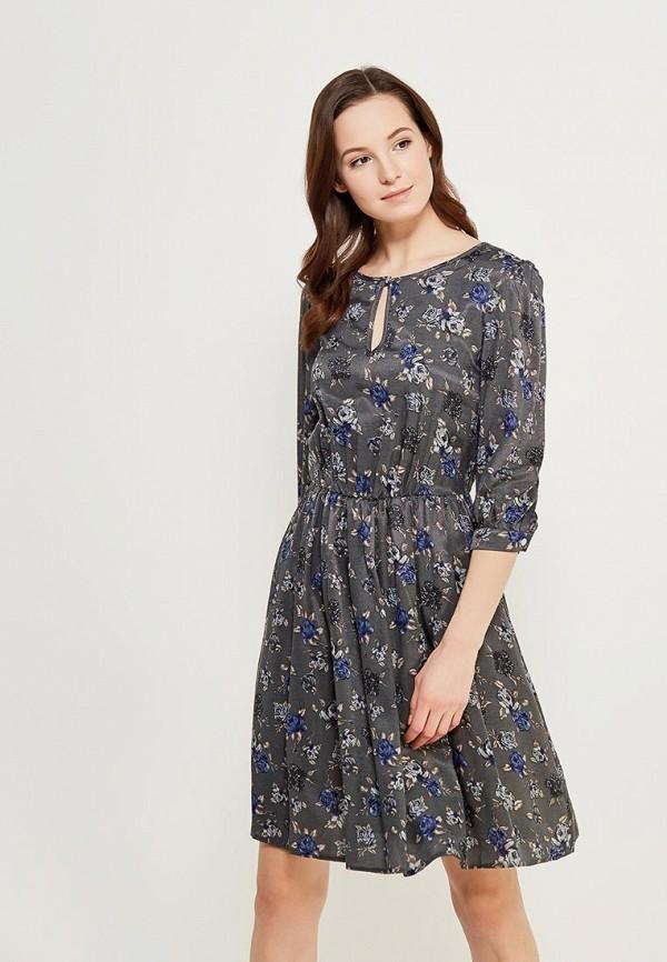 Купить Женское платье Nevis серого цвета