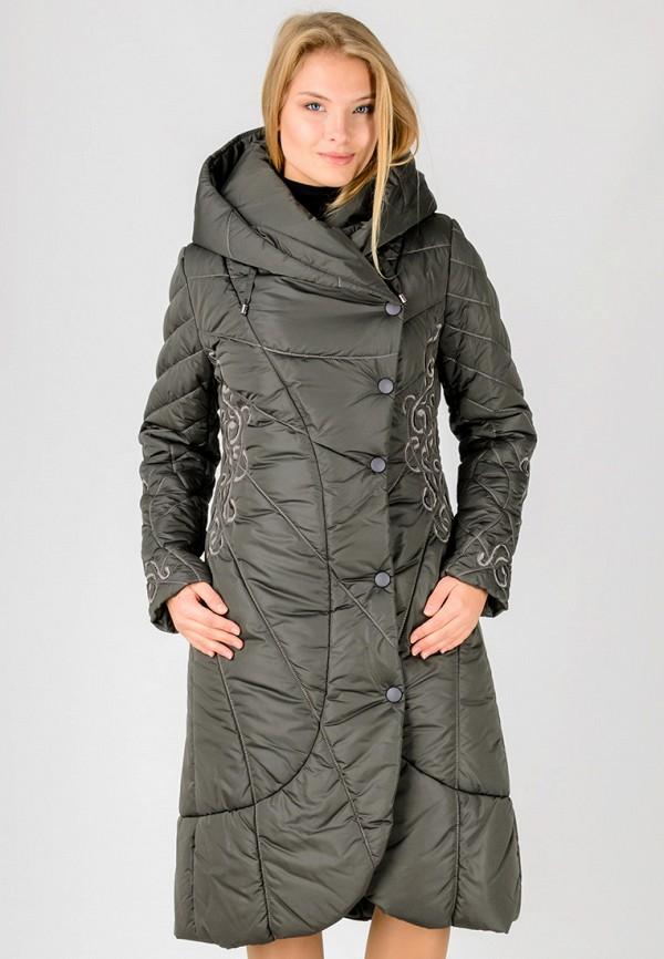 женская куртка raslov, хаки