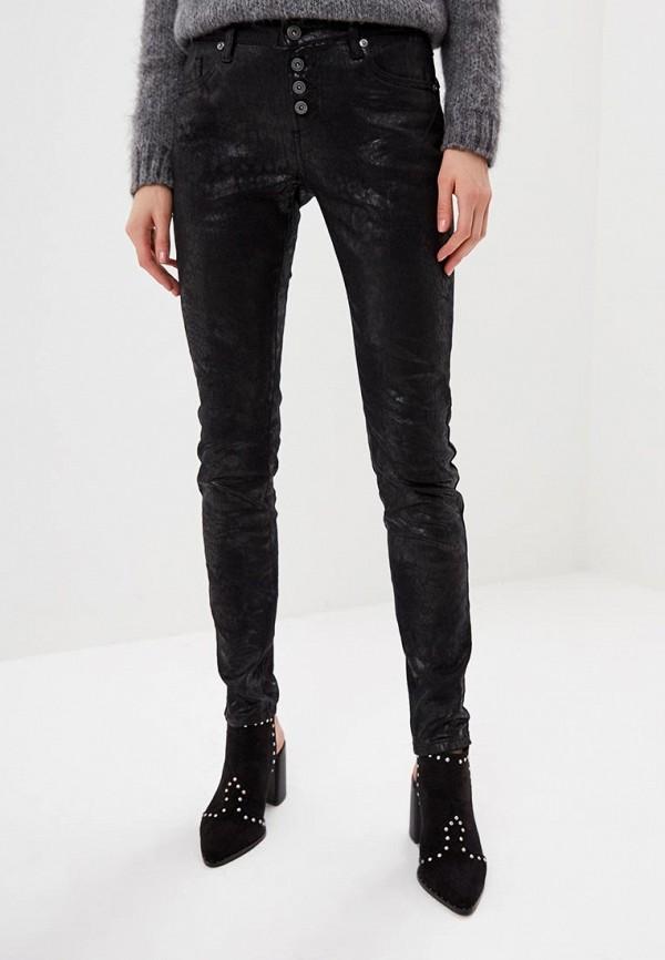женские джинсы blue monkey, черные