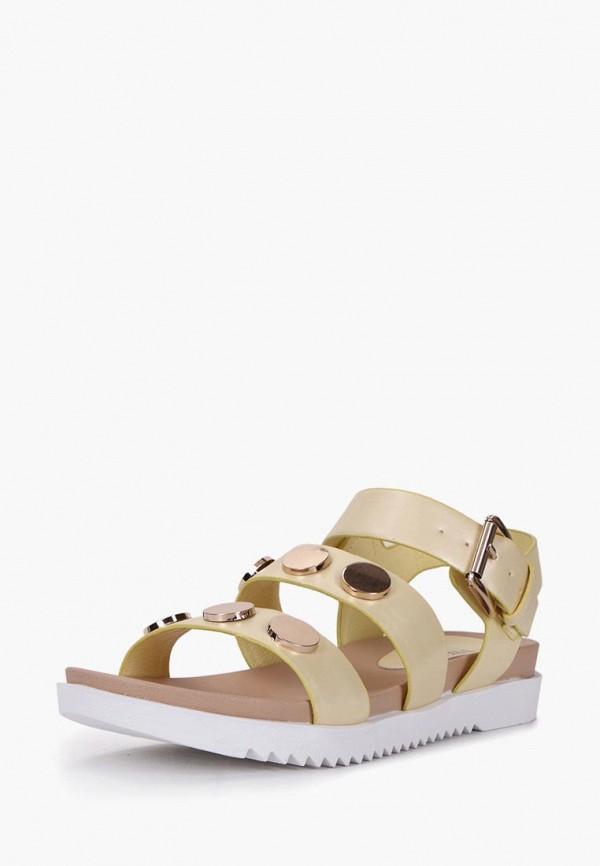 Сандалии T.Taccardi T.Taccardi MP002XW170KJ мода женщин сандалии flock party weddng обувь партии желтый цвет сандалии плюс размер a012 77