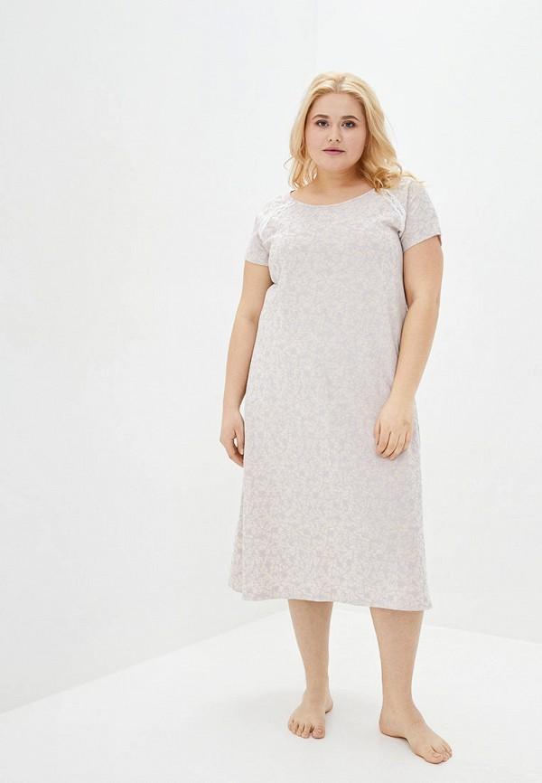 женское платье роза, бежевое