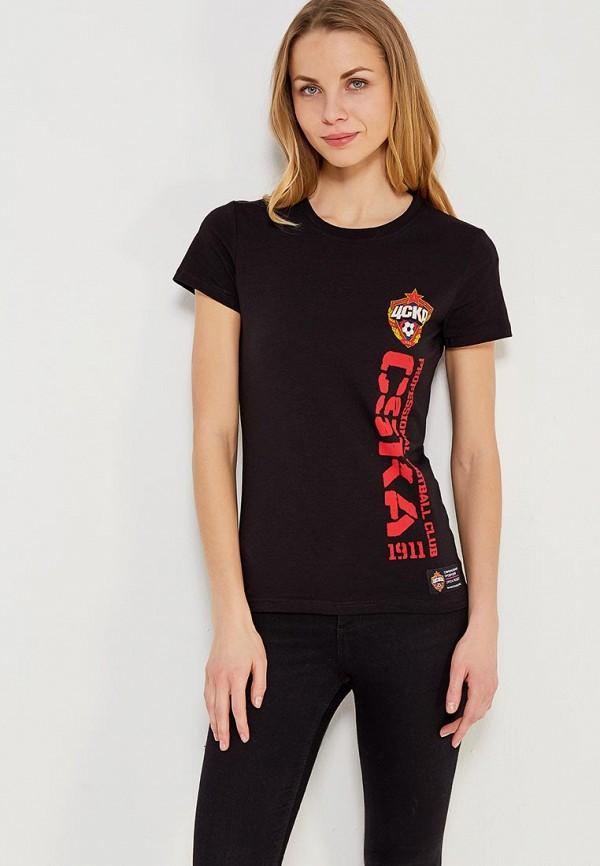 Футболка ЦСКА ЦСКА MP002XW171W7 футболка цска с фамилией на заказ