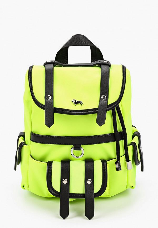 женский рюкзак labbra, желтый
