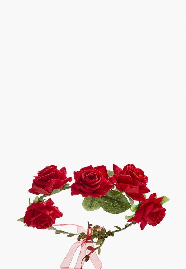 Купить Ободок Nothing but Love, MP002XW18MD2, красный, Весна-лето 2018