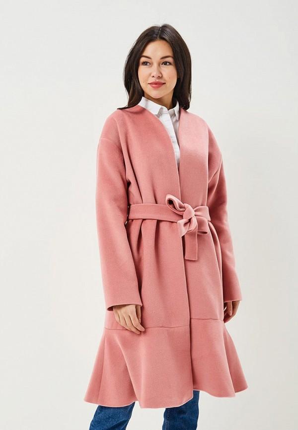 Пальто Maria Golubeva Maria Golubeva MP002XW18O0B платье maria golubeva maria golubeva mp002xw0toyr