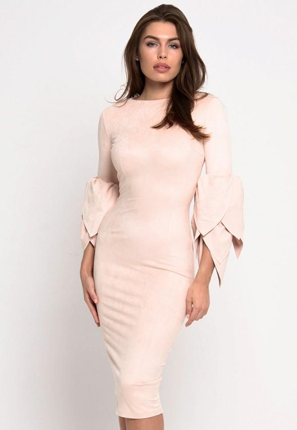 Купить Платье KOT'S, MP002XW18O15, бежевый, Весна-лето 2018