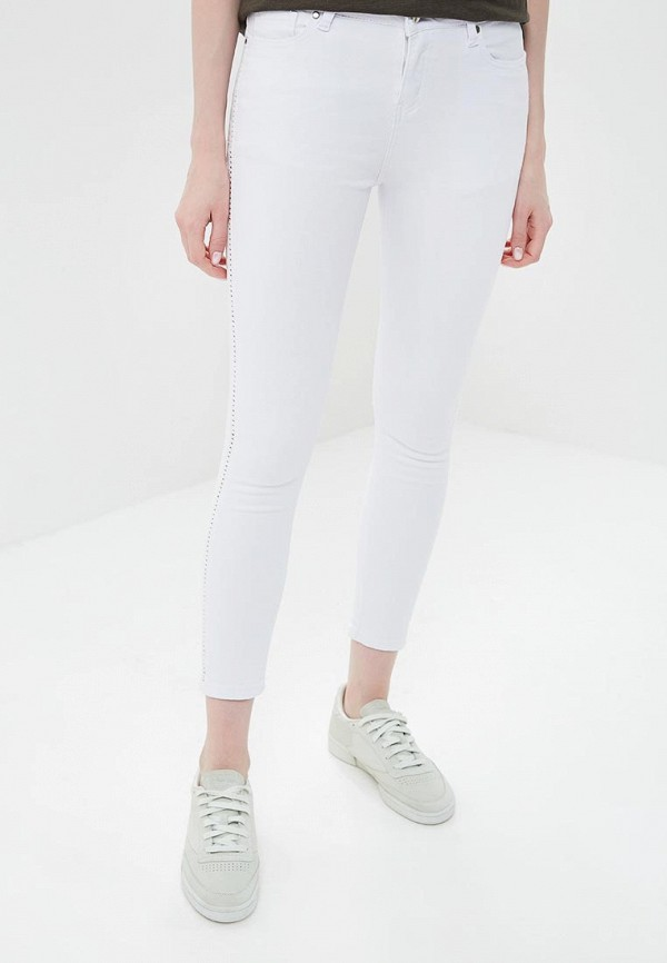женские джинсы top secret, белые