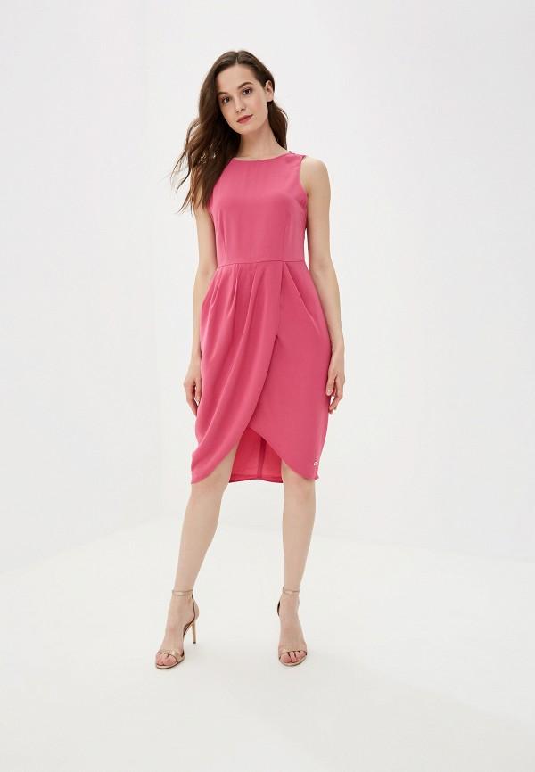 Платье Top Secret цвет розовый