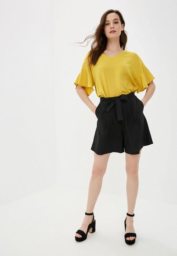 Блуза Top Secret цвет желтый  Фото 2
