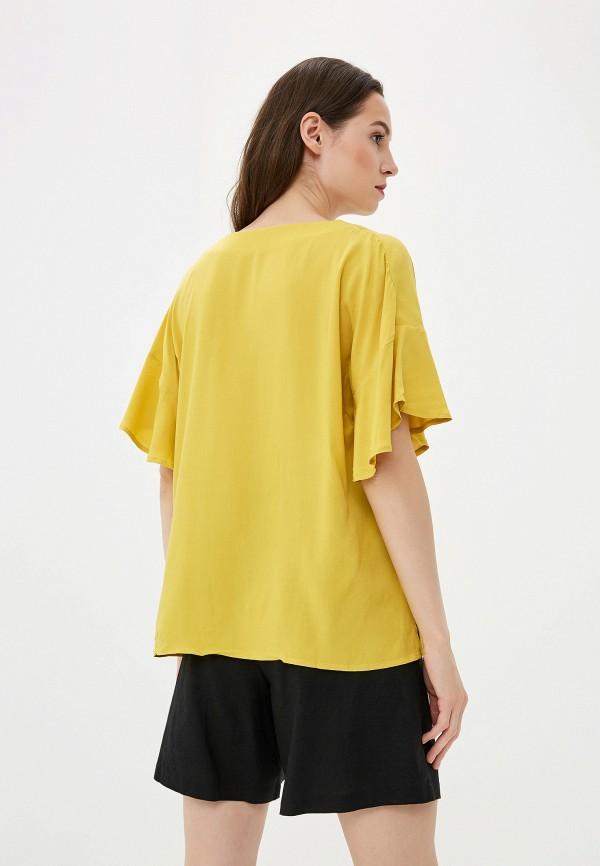 Блуза Top Secret цвет желтый  Фото 3