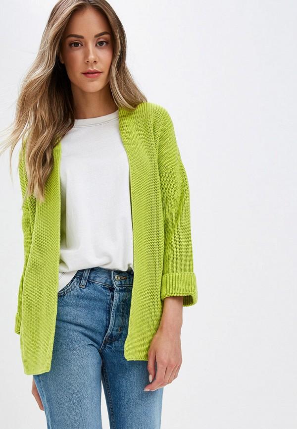 Кардиган MaryTes цвет зеленый