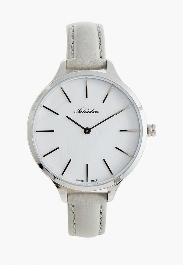 женские часы adriatica, белые