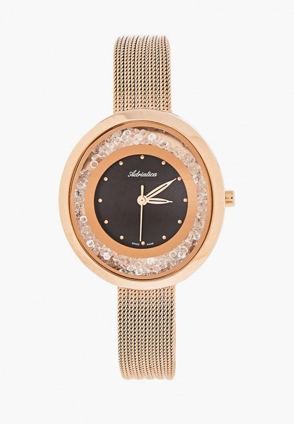 женские часы adriatica, разноцветные