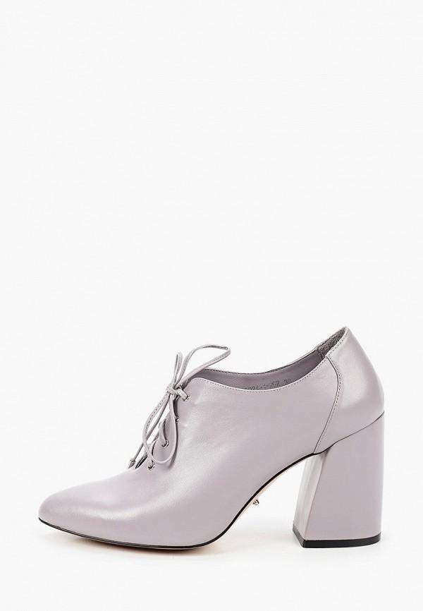 женские туфли с закрытым носом graciana, фиолетовые