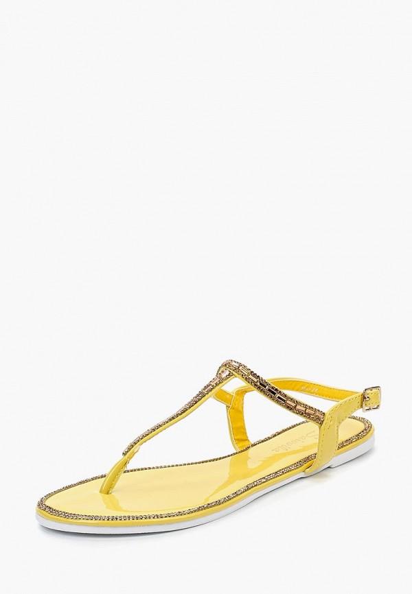 Сандалии Saivvila Saivvila MP002XW18TG5 мода женщин сандалии flock party weddng обувь партии желтый цвет сандалии плюс размер a012 77