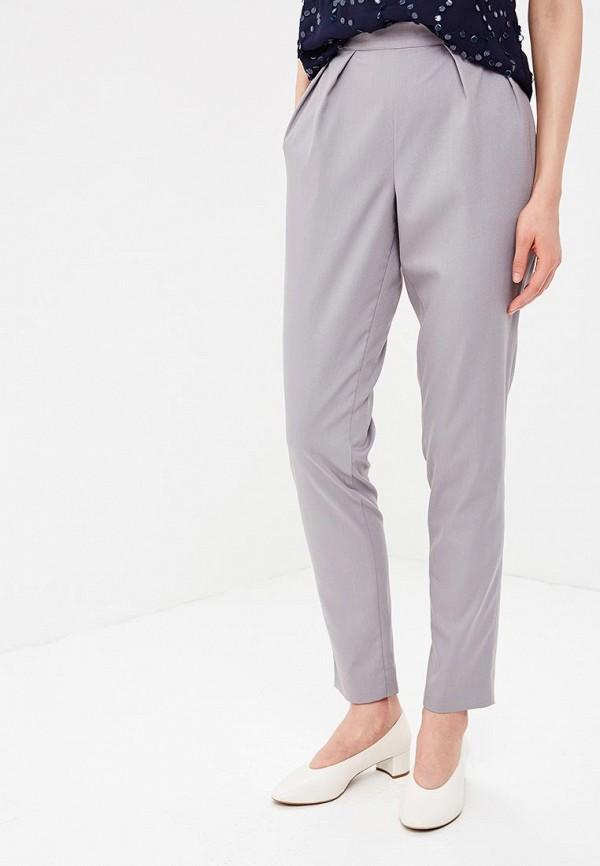 Фото - Женские брюки Indreams серого цвета