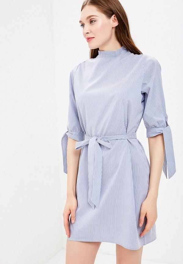 Фото - Женское платье Indreams голубого цвета